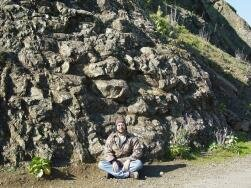 Pillow Basalts at Point Bonita: image courtesy of the US Geological Society